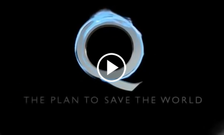 Think Twice Q The Plan to save the World